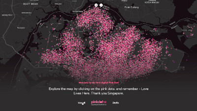 Pink Dot: Love Lives Here image